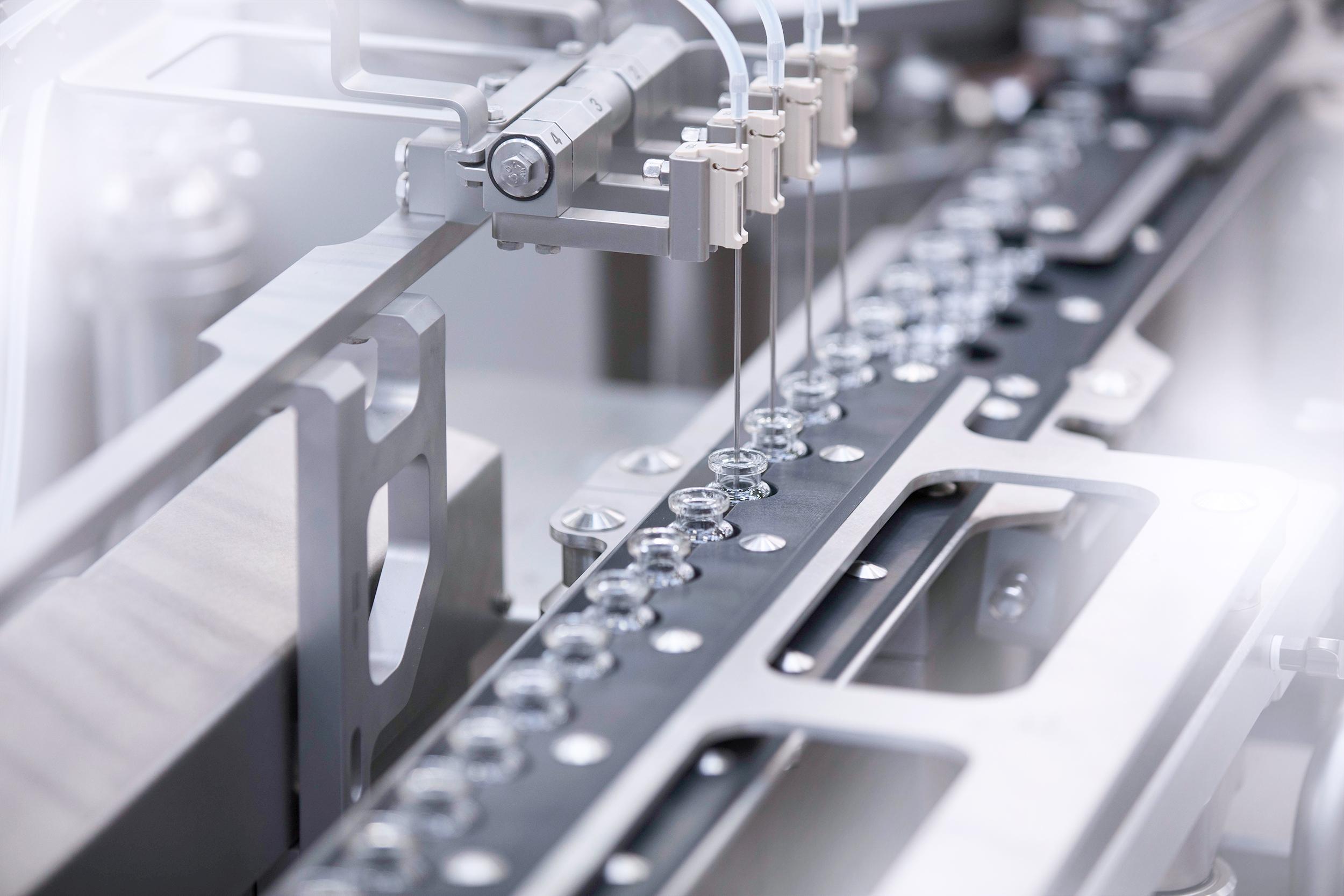 Next generation of pharmaceutical manufacturing technologies   KyooBe Tech GmbH